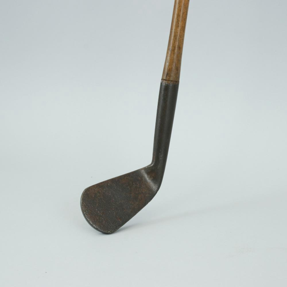 Antique Golf - Clubs - VINTAGE HICKORY GOLF CLUB BY WILLIE ... Golf Clubs