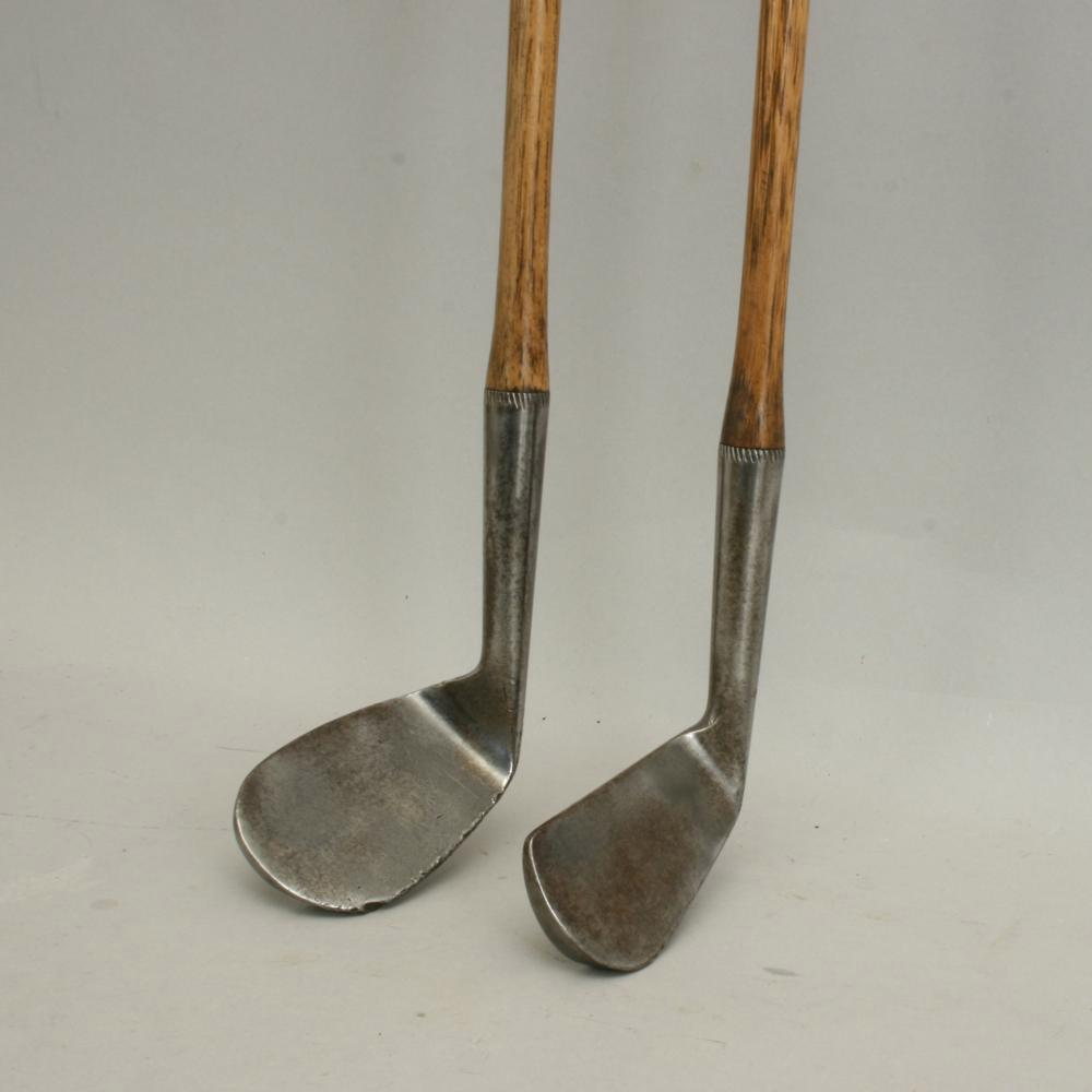 Antique Golf - Clubs - ANTIQUE HICKORY GOLF CLUBS BY ... Golf Clubs