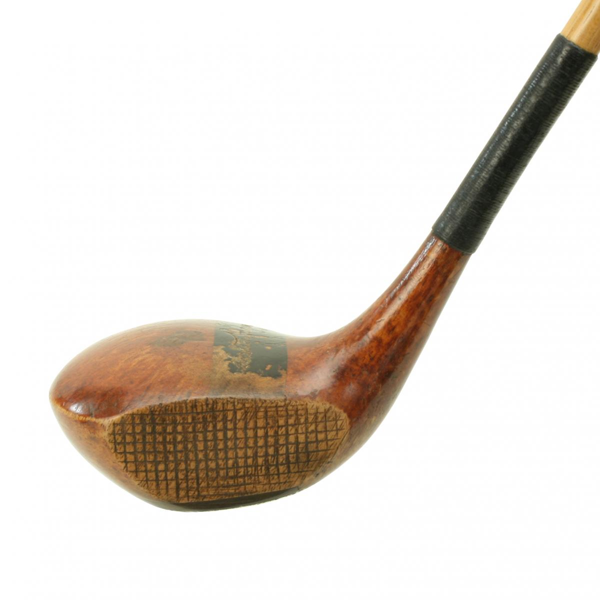 Vintage Walter Hagen Golf Clubs Big Teenage Dicks