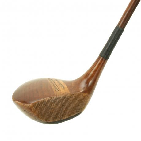 11865 Golf Club, Gibson Driver, Danga Wood.