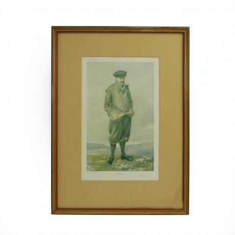 14272 Vanity Fair Golf Print Robert Maxwell,...