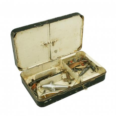 14387 Hardy Lure box. 