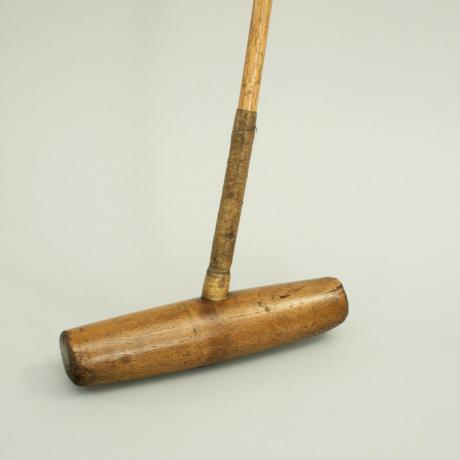 18444 Bicycle Polo Mallet, Aldershot.