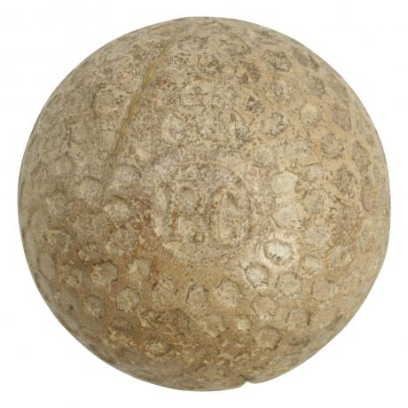21053 Unusual Patterned Golf Ball \'P....