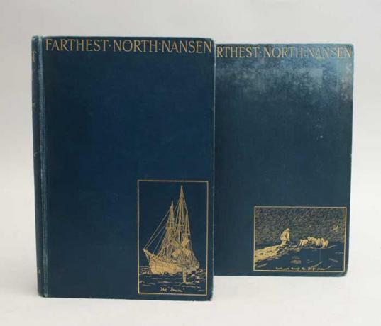 22821 \'Farthest North\' - The Voyage &...