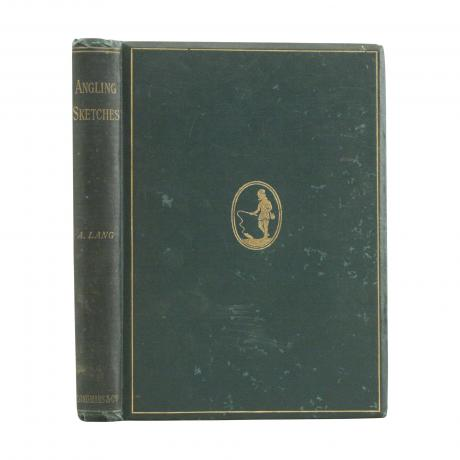 23045 VINTAGE FISHING, ANGLING BOOK.