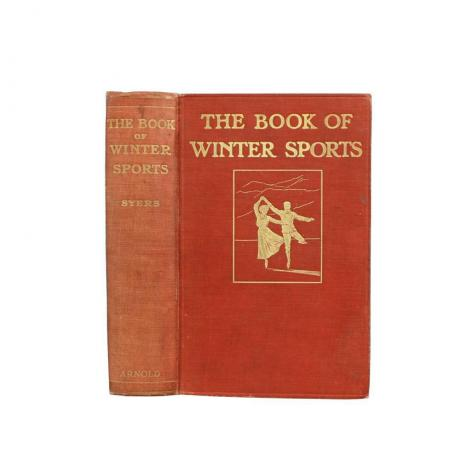 24532 VINTAGE BOOK, \'THE BOOK OF WINTER...