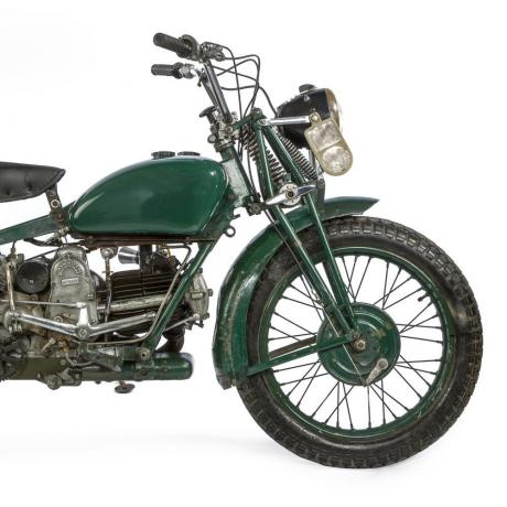 24622 Moto Guzzi Super Alce 1948