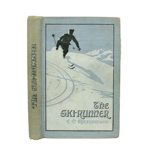 24913 The Ski-Runner, E. C. Richardson.