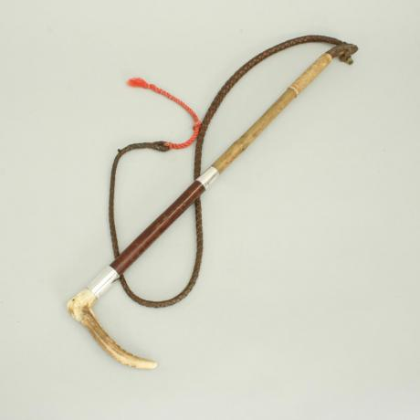 25307 Antique Hunting Whip, Crop.