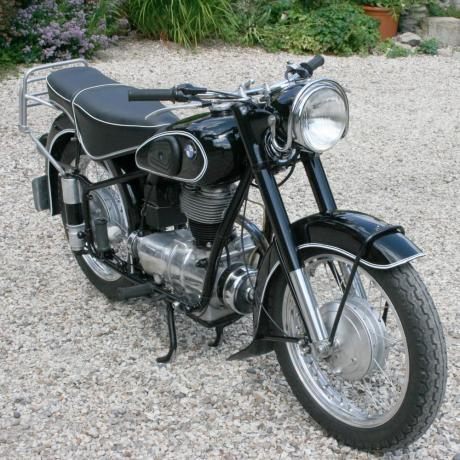25473 BMW R 25/3 Motorcycle