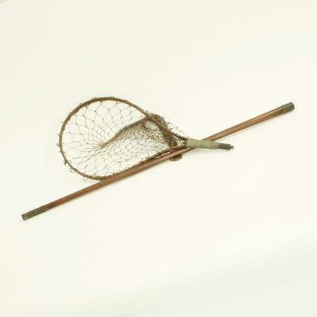 25723 Vintage Trout Landing Net.