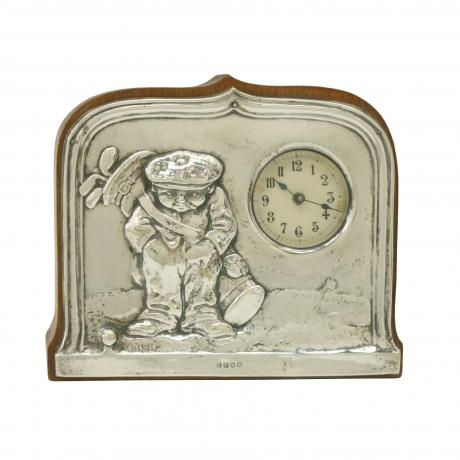 26032 Golf Clock