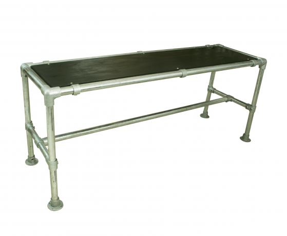 26096 Industrial Console Table.