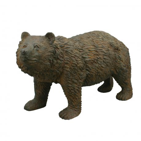 26132 Standing Brown Bear.