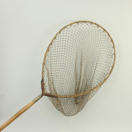 26153 Vintage Salmon Landing Net.