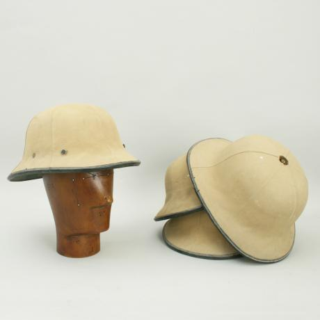 26161 Vintage Pith Helmets, Solar Topees.