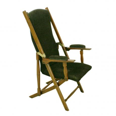 26204 Folding Upholstered Armchair.