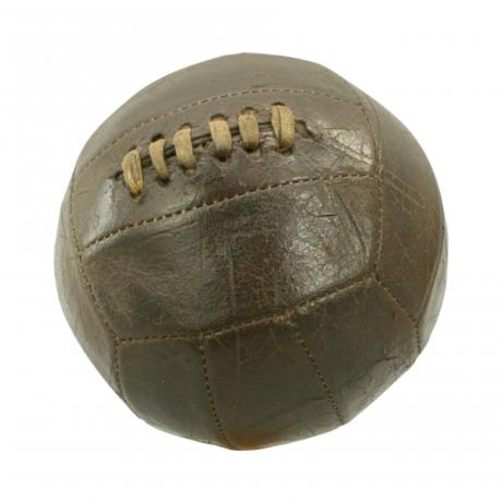 26278 Vintage Leather Football.