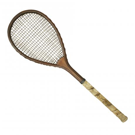 26288 Early Lawn Tennis Racket.