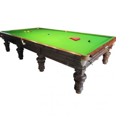 26356 Burroughes and Watts Snooker Table.