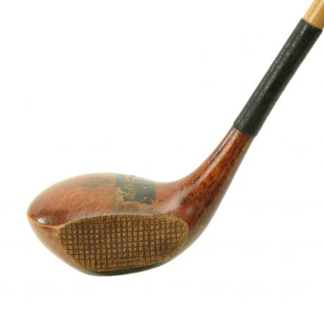 11863 Antique Hickory Golf Club, Walter...