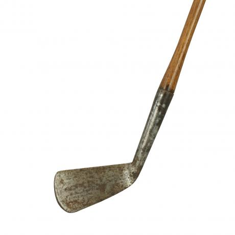 16843 Vintage Hickory Shafted Forgan Golf...