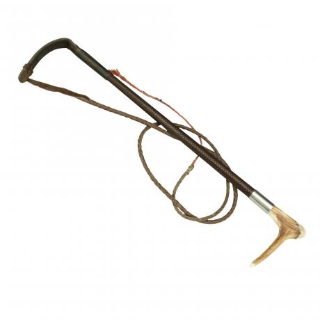 26477 Hunting Whip, Riding Crop, Antler...