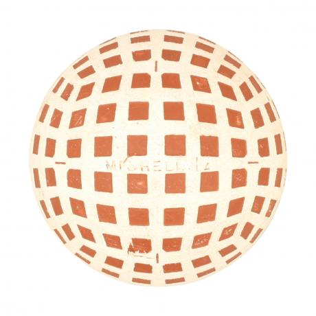 26504 Vintage Mesh Pattern Golf Ball...