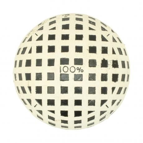 26506 Vintage Mesh Pattern Golf Ball...